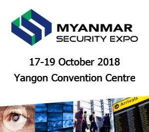 Myanmar Security Expo 2018