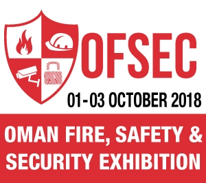 Oman Fire, Safety and Security Expo (OFSEC) 2018