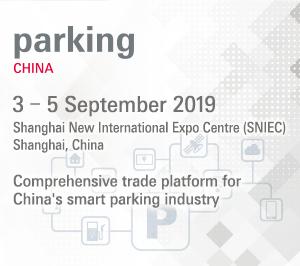 Parking China (PKC) 2019