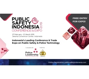 Public Safety Indonesia Conference & Expo 2019