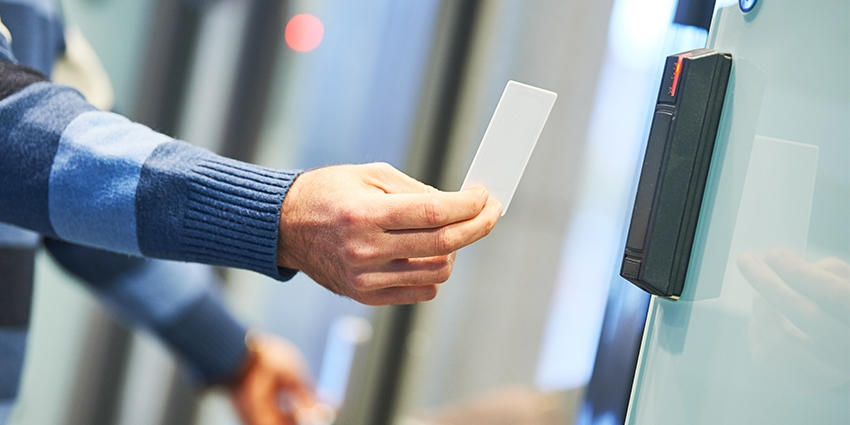 A big growth driver for the cloud is demand from enterprises that no longer look at access control simply for securing doors, data and other assets.
