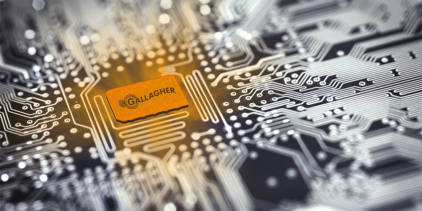 Gallagher solutions cover a broad mix of verticals, with strengths in high security, education and large corporate entities