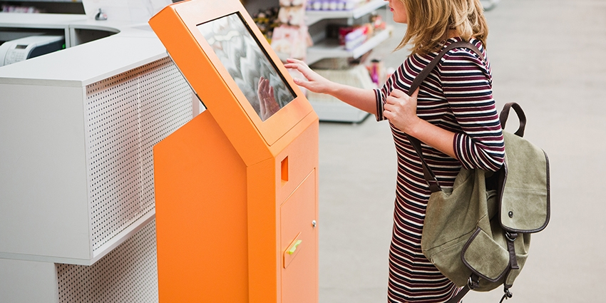 Interactive kiosks, which are computer terminals that feature specialised hardware and software, provide access to information
