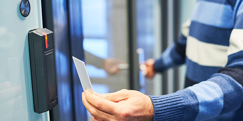 The access control business has been slow to move to open systems