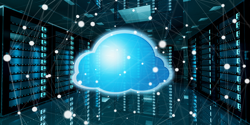 A benefit of using a cloud service is that system updates are facilitated by the cloud service provider