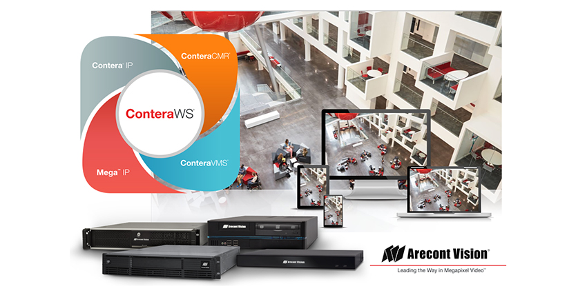 Arecont Vision Contera VMS and CMR