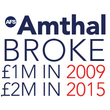 Amthal Fire & Security is accredited by the SSAIB, UKAS and BAFE