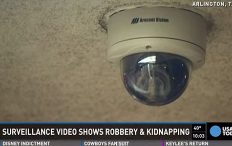 Caught on camera: Arecont Vision dome camera spots woman forced into car trunk at gunpoint
