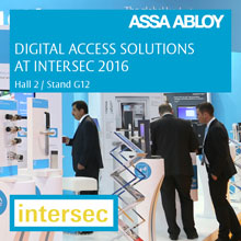 Highlights of the ASSA ABLOY showcase include new V3 platform for Aperio® wireless locks