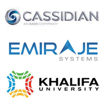 Cassidian and Emiraje Systems had committed to provide resources and equipment to Khalifa University to support the establishment and operation of the Centre.