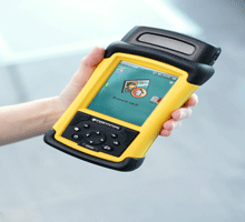 S3020F is one of the CEM IP portable wireless card readers which monitors the access within the premises.