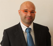 Nedap's access control solutions business has a new Development Manager for Italy – Cosimo Caraglia