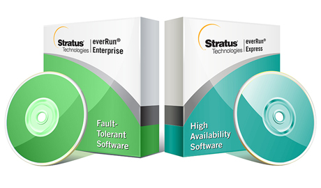 Stratus everRun proactively monitors servers and keeps applications online, even when there is a hardware failure