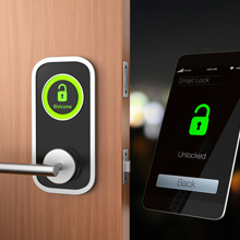 By combining online and offline locks, integrators have the ability to expand the limits of an access control system