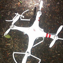 Drones with attached cameras could easily spy on regular folks