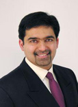 President and CEO of Quantum Secure, Ajay Jain