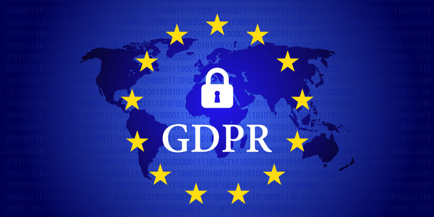 Data protection was another key focus this past year, especially as Europe's GDPR came into effect