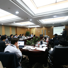 Hikvision hosted the ONVIF meeting at its headquarters in Hangzhou, China from 15th to 18th March