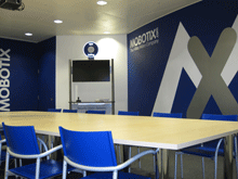 MOBOTIX AG, a leading manufacturer of digital high-resolution, network-based video security systems has opened a new demonstration and meeting room at London's iconic Gherkin office complex