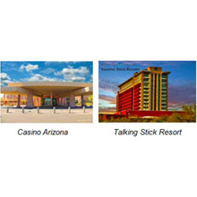 The KeyWatcher system and accompanying KeyPro software enables Casino Arizona to meet the various Arizona Indian Gaming Statutes regarding key control and management