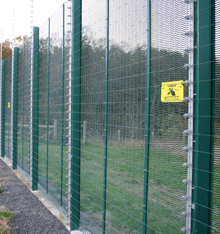 Procter Fencing Systems manufactures high quality fencing systems