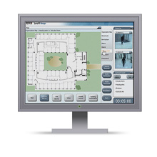 RISCO's SynopSYS Security & Building Management Platform was implemented to monitor & control the entire multiplex