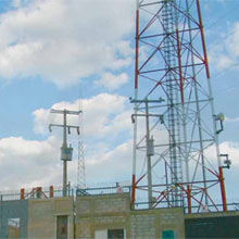 Integrated surveillance system from RISCO protects remote antenna sites in Mexico