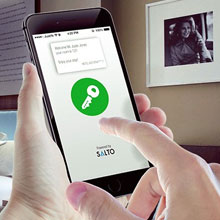 JustIN Mobile Key from SALTO is the new application through which the Hotel Astoria 7 now offers its guests a unique experience
