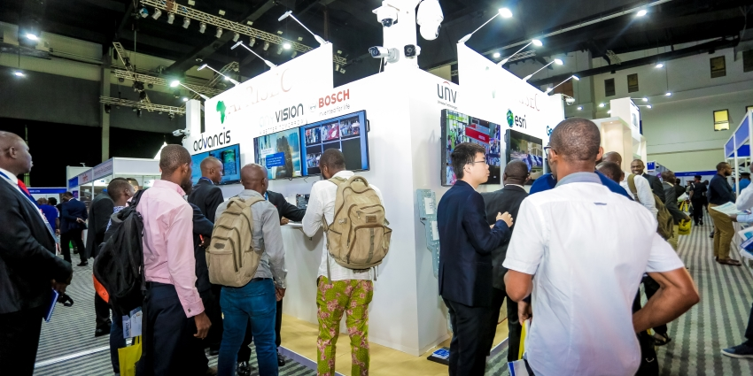 This year the show attracted industry professionals from 21 countries including Benin, Ghana, Nigeria, South Africa and the UAE