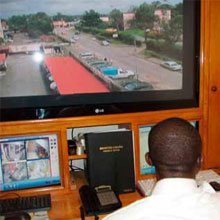 Alvarion's wireless network enables Abidjan-based security company to increase public safety for local residents