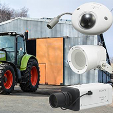 Sony network cameras offered an ideal solution for Ba?ka Sivac, providing detail-packed video images with high sensitivity and low noise, an essential factor for efficient monitoring