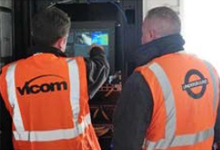 Vicom is a highly regarded systems specialist with experience in a number of successful rail sector projects