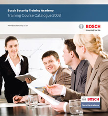 The courses cover the selection, installation, operation and maintenance of CCTV systems, IP networks and intruder alarms
