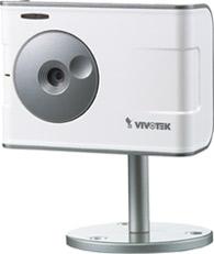 10 VIVOTEK IP7135 network cameras were used in the Christian Supermarket installation