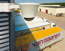 Van Maanen Transport BV is a transport company in Barneveld, The Netherlands