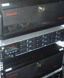 Honeywell Fusion DVR and Honeywell MAXPRO CCTV Matrix
