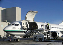 March Networks would best meet Alaska Airlines' needs