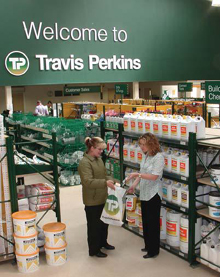 Travis Perkins PLC is the second largest Builder's Merchant in UK