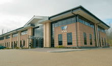 A commodious and well-equipped new Training Academy, Northampton