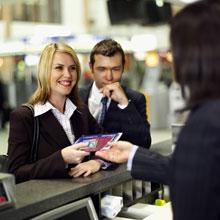 Gov-ids-passport-airport