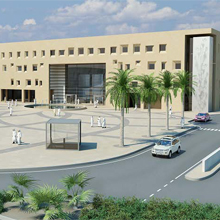 AC2000 access control and security management system provides King Khalid University Hospital with a range of access control features and functionality