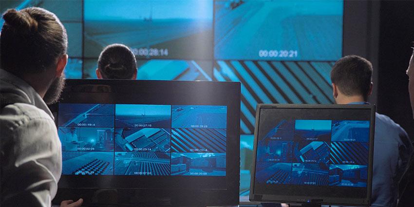 video surveillance system investigation