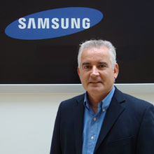 Samsung appoint Account Manager for Scotland, Ireland and the North East of England