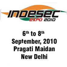 INDESEC 2010, homeland security event, wins support of United States India Business Council