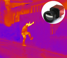 Thermal image CCTV from Irisys to be exhibited at IFSEC 2010