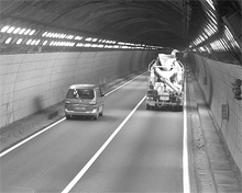 License plate recognition in dimly lit Korean Tunnel made easy by Arecont's megapixel cameras