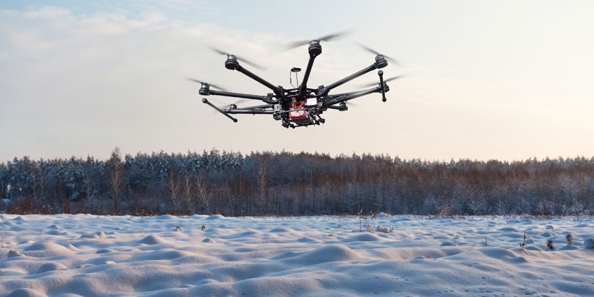 Security professionals and technologists are working furiously to address the gaps in drone defence
