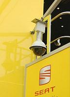 Honeywell Orbiter dome camera