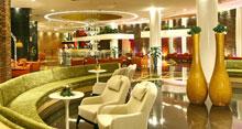Inside the Hotel Splendid resort