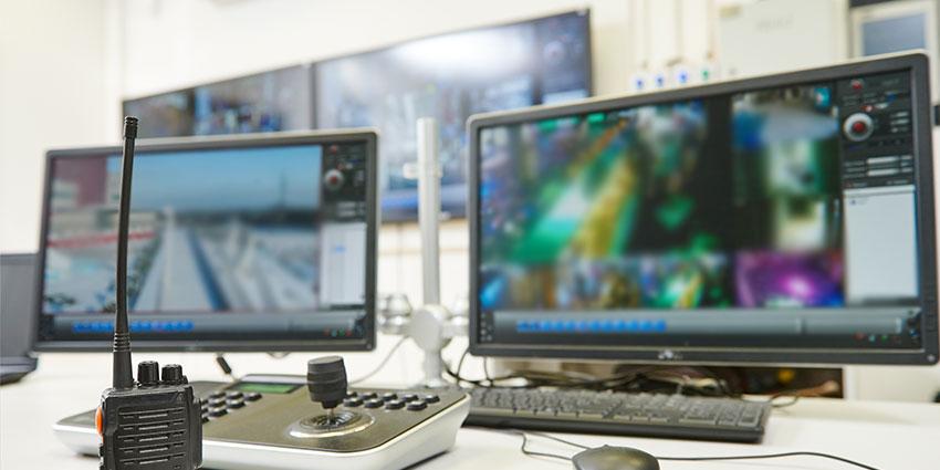 motion detection video surveillance system